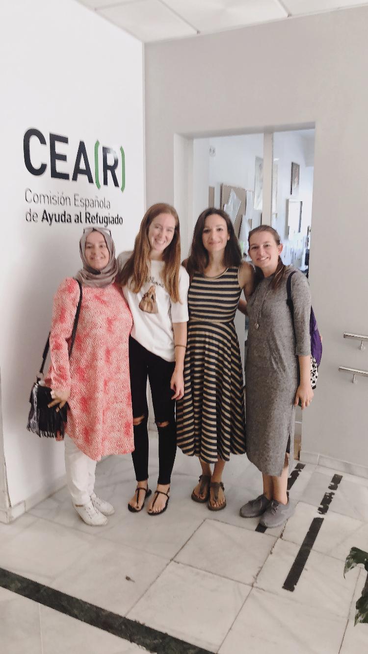 Investigadoras de Turquía visitan CESPYD